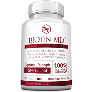 Approved Science Biotin MD for Hair Growth