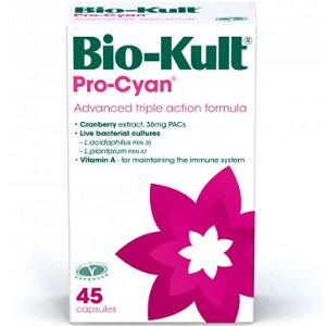 Bio-Kult Pro-Cyan for Urinary Tract Infection