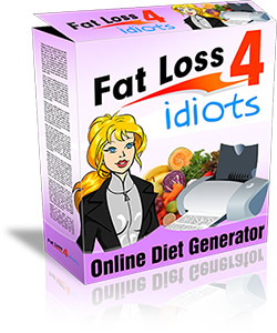 book of fat loss 4 idiots