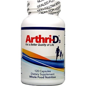 bottle of Arthri-D3