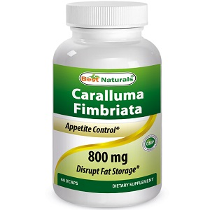 bottle of Best Naturals Caralluma Fimbriata