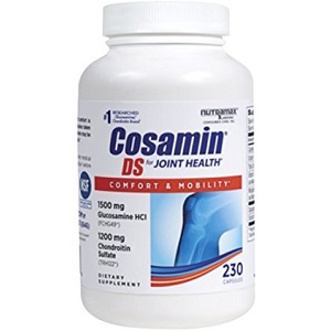 bottle of Cosamin DS for Joint Health