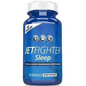 bottle of JetFighter Sleep