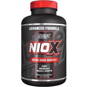 bottle of Nutrex NIOX