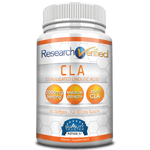 bottle of Research Verified CLA
