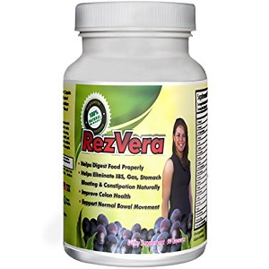 bottle of RezVera Stomach Protection