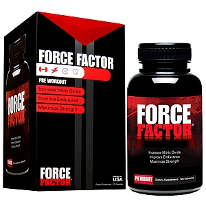 box and bottle of force factor supplements