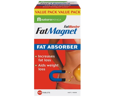 box of fat magnet weight loss supplement
