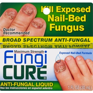 box of FungiCure Anti-Fungal Liquid