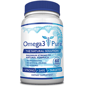 Consumer Health Omega 3 Pure for Health & Well-Being