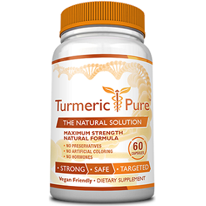 Consumer Health Turmeric Pure for Health & Well-Being