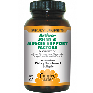 Country Life Arthro-Joint & Muscle Support Factors for Joint