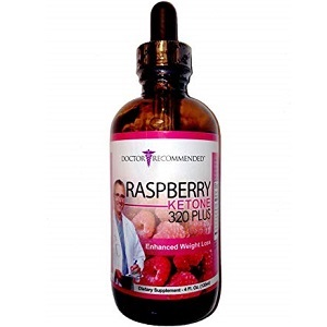 Doctor Recommended Raspberry Ketone 320 Plus for Weight Loss
