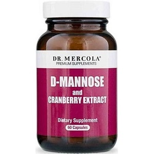 Dr. Mercola D-Mannose for Urinary Tract Infection