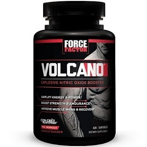 Force Factor Volcano for Heart and Muscle