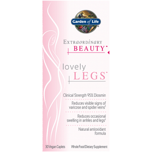 Garden Of Life Extraordinary Beauty Lovely Legs for Varicose Veins