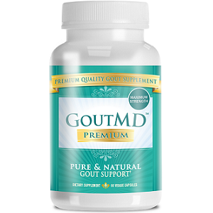 GoutMD Premium for Gout Relief