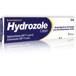 GSK Hydrozole for Athlete's Foot
