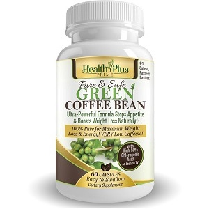 Health Plus Prime Green Coffee Bean for Weight Loss