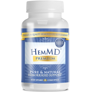 HemMD Premium for Hemorrhoid Treatment