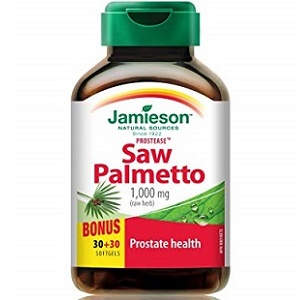 Jamieson Prostease Saw Palmetto for Prostate