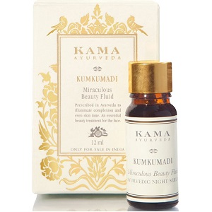 Kama Ayurveda Kumkumadi Night Serum for Anti-Aging