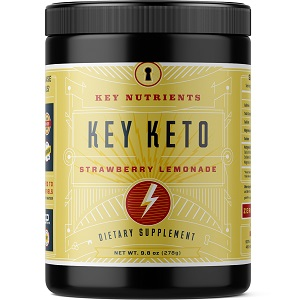 Key Nutrients Key Keto for Weight Loss
