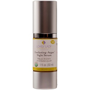Lovely Lady Products Everlasting-Argan Night Serum Oil for Anti-Aging