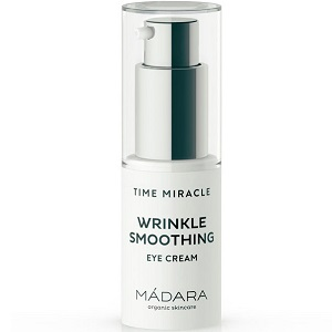 Madara Cosmetics Time Miracle Wrinkle Smoothing Eye Cream for Wrinkles