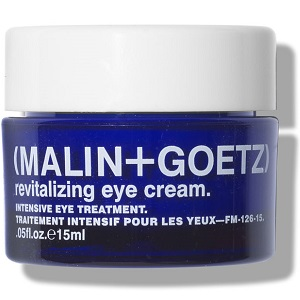 Malin + Goetz Revitalizing Eye Cream for Wrinkles
