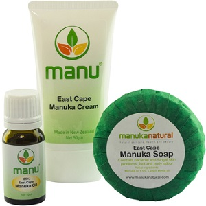 Manuka Natural Manu Ringworm Pack for Ringworm