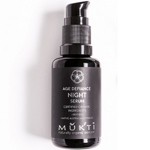 Mukti Age Defiance Night Serum for Anti-Aging