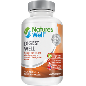 Natures Well Digest Well for IBS Relief