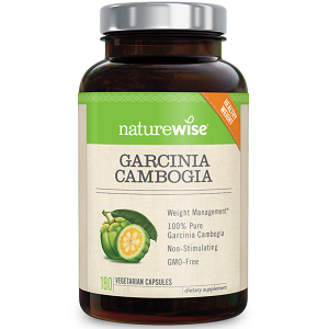 NatureWise Garcinia Cambogia for Weight Loss