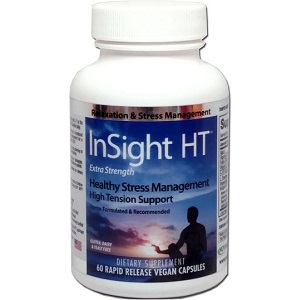 NovaNutrients InSight HT for Anxiety Relief