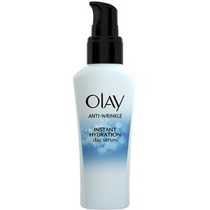 Olay Anti-Wrinkle Instant Hydration Day Serum for Anti-Aging