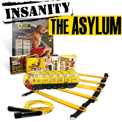 package of insanity asylum workout