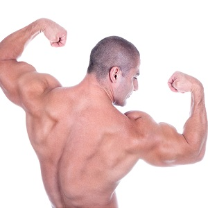 photo of a body builder