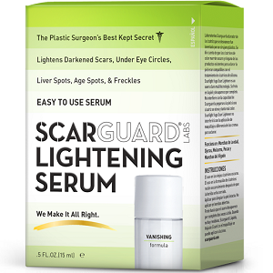 Scarguard Lightening Serum for Scar Removal