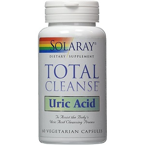 Solaray Total Cleanse for Gout