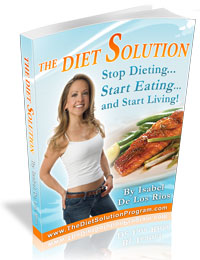 the diet solution program manual