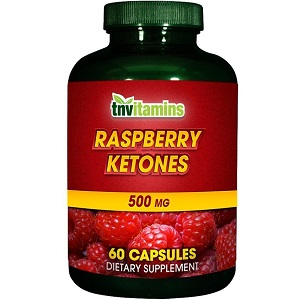 TN Vitamins Raspberry Ketones for Weight Loss