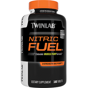 Twinlab Nitric Fuel for Muscle Building & Cardiovascular Health