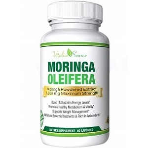 Vitalize Source Moringa for Health & Well-Being