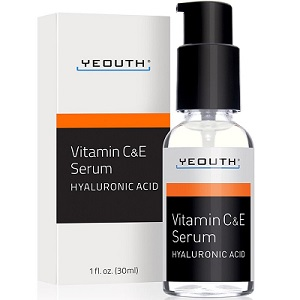 Yeouth Vitamin C and E Day Serum for Anti-Aging