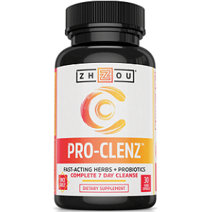 Zhou Pro-Clenz for Weight Loss